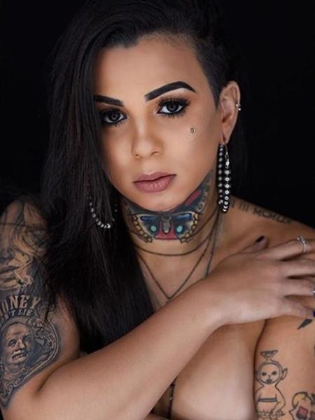 Pamela Belli teve bronzeamento negado no Rio de Janeiro - Arquivo Pessoal