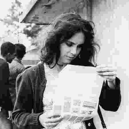 """Regina Duarte em """"Malu Mulher"""", de 1979 - Divulgação"""