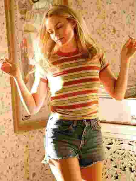 """Margot Robbie em """"Era Uma Vez em Hollywood"""" - Divulgação/VF - Divulgação/VF"""