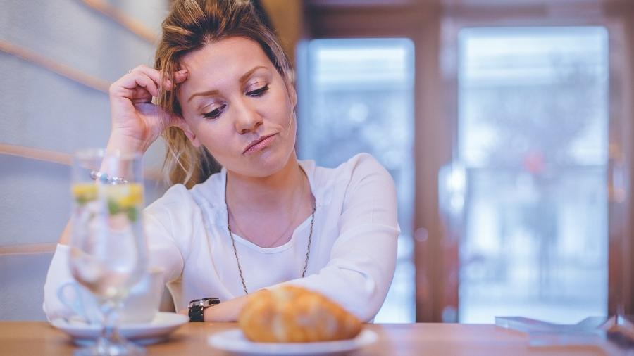 Muitos pensamentos durante a dieta podem prejudicar a perda de peso e, pior ainda, sua saúde - iStock