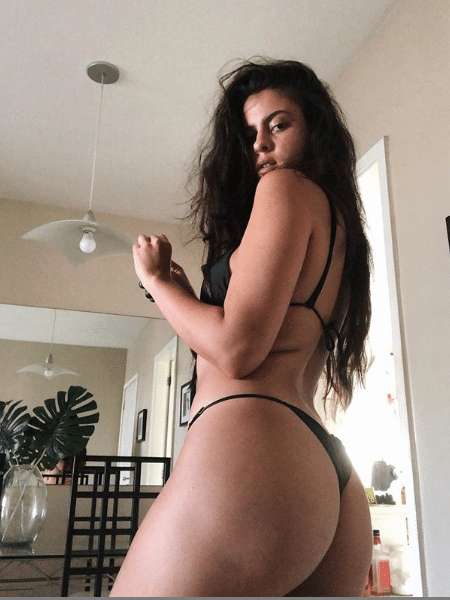 A ex-BBB Hana Khalil - Reprodução/Instagram