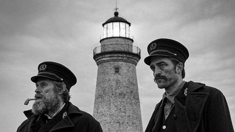 Cena do filme The Lighthouse - Divulgação