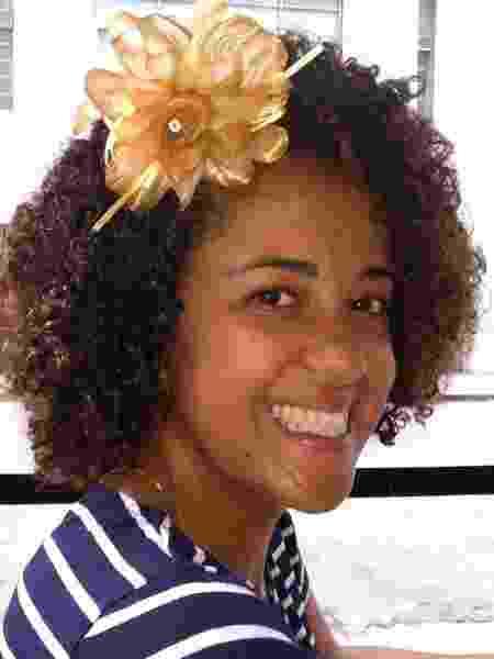 Ana Cristina passou a falar sobre racismo estrutural com terapeuta negra e rever questões pessoais - Arquivo Pessoal