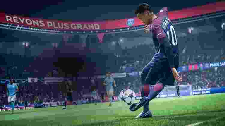 Neymar FIFA 19 - Reprodução - Reprodução