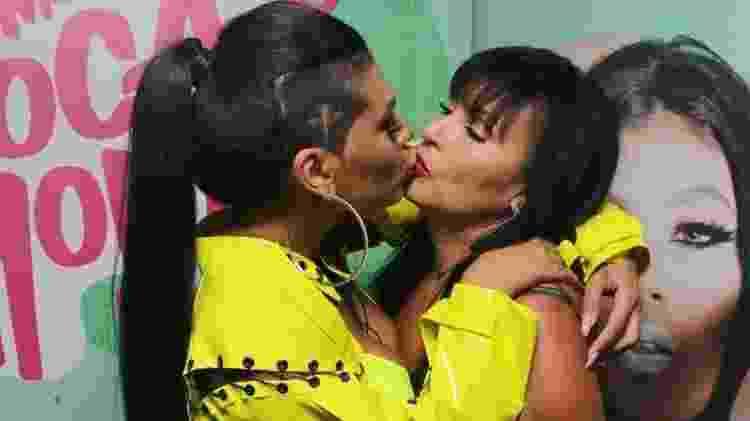 Pocah e a mãe, Marinez Queiroz - Reprodução/ Instagram - Reprodução/ Instagram