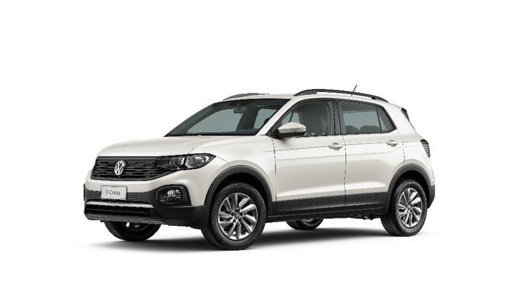 SUV traz 6 airbags | VW T-Cross ganha versão PCD completa por R$ 57.630