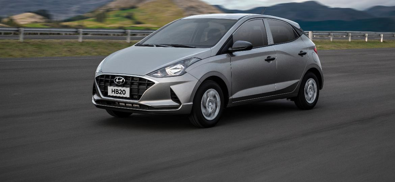Hyundai HB20 Sense 1.0 2020 - Divulgação