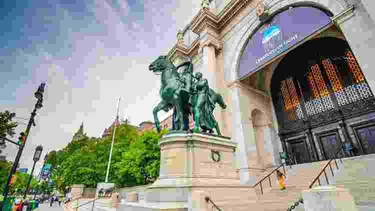 Museu de História Natural de Nova York leva um pouco da cultura japonesa às Festas - Sean Pavone/iStock