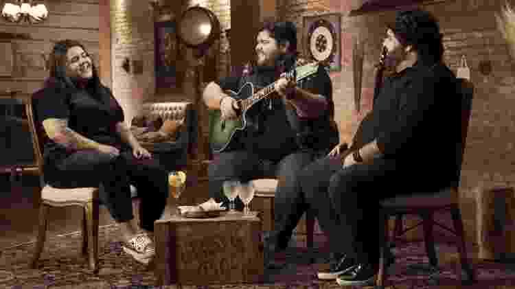 Segunda Voz - Yasmin Santos, César Menotti e Fabiano - 6º Ep - Foto 2 - Reprodução - Reprodução