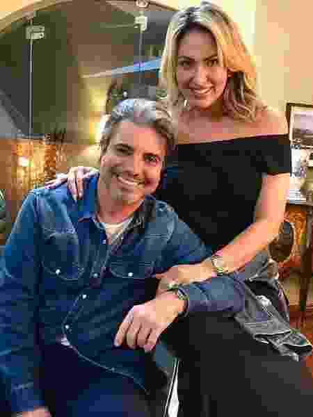 João Kléber e Mara Ferraz - Reprodução/Instagram
