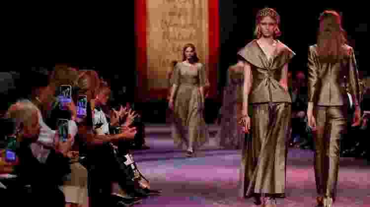 Semana de Moda de Milão - AFP - AFP