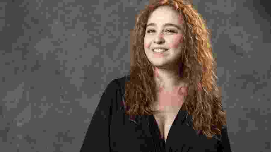 Debora Lamm, a Miranda de Amor de Mãe - Divulgação/TV Globo