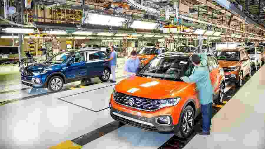 A Volkswagen Caminhões e Ônibusvoltará à ativa na próxima semana, em Resende, no Rio de Janeiro - Divulgação