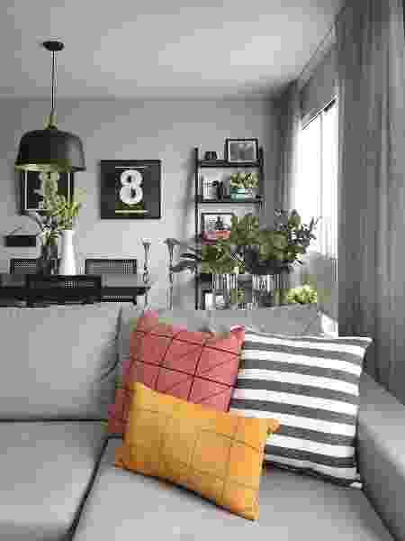 cinza na decoração - Reprodução/Casa de Valentina - Reprodução/Casa de Valentina