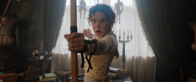 Enola Holmes | Novo filme da Netflix conquista nota alta no Rotten Tomatoes
