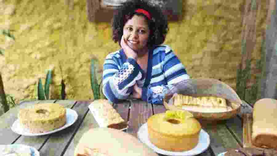Renata Pereira Santos, do Café Quintal de Casa - Divulgação