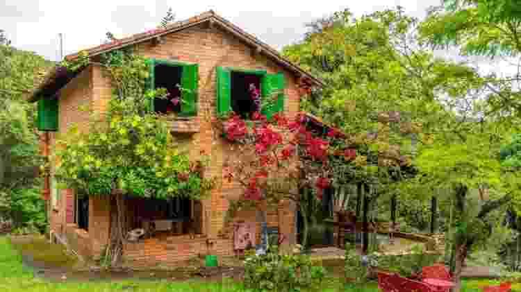 Casa em Rio Acima, em Minas Gerais - Divulgação - Divulgação