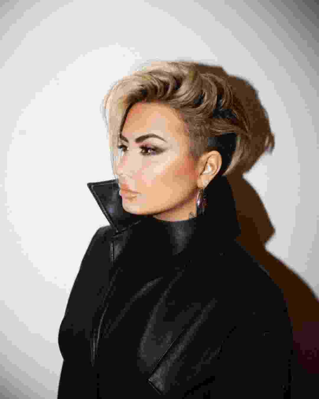 Demi Lovato exibe novo corte de cabelo - Reprodução / Instagram