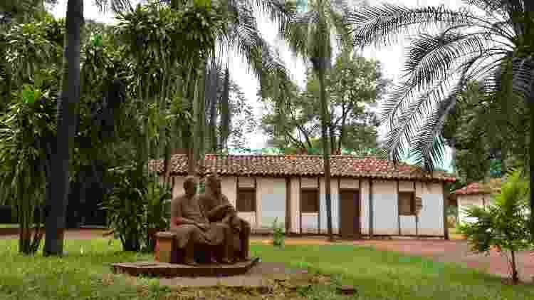 Museu Jose Antonio Pereira, em Campo Grande - Raoni Ramires - Raoni Ramires