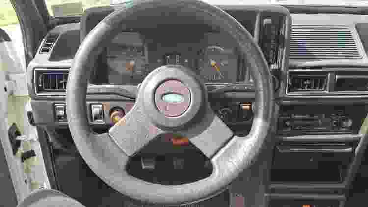 Ford Escort XR3 Pace Car Badolato - Arquivo pessoal - Arquivo pessoal