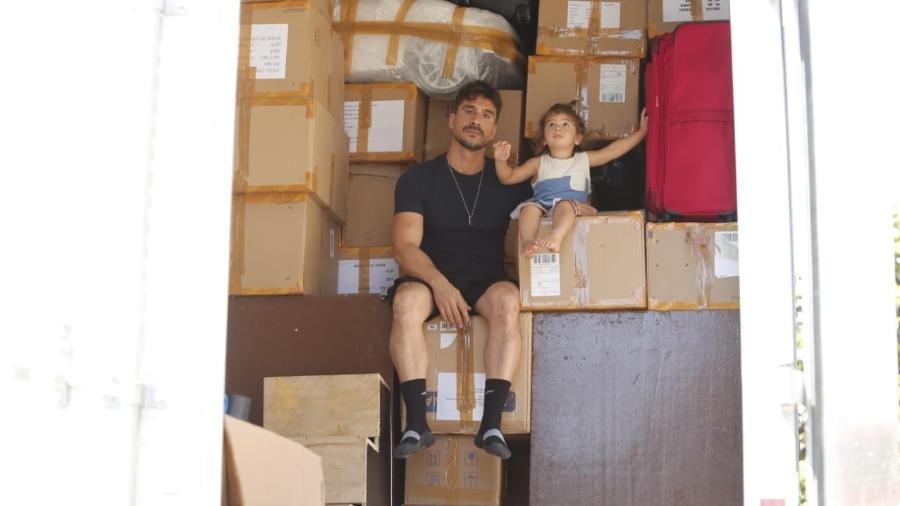 Julio Rocha se mudou com a esposa e os dois filhos para Indaiatuba, no interior de São Paulo - Divulgação