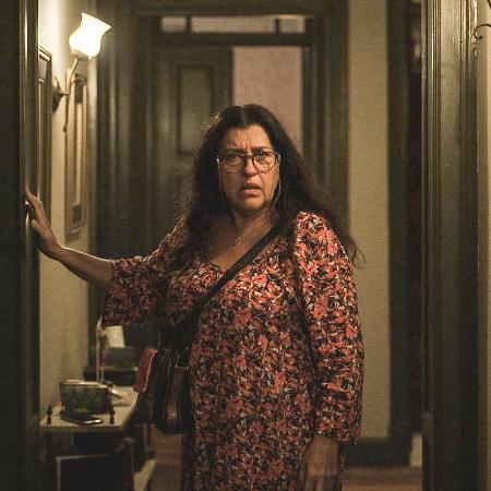 """Lurdes (Regina Casé) em """"Amor de Mãe"""" - Divulgação/Globo"""