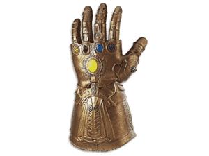 Marvel Legends Manopla com Joias do Infinito Eletrônica - Divulgação - Divulgação