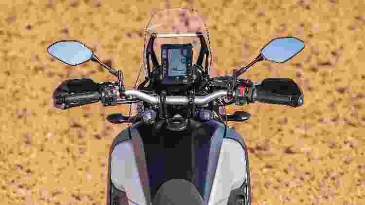 Yamaha Ténéré 700 - Divulgação - Divulgação