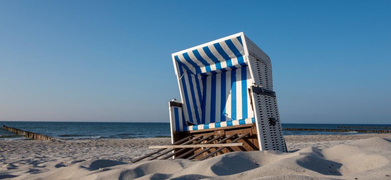 Strandkorb - Getty Images/iStockphoto