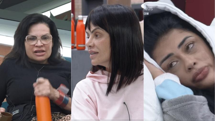 A Fazenda 2021: Discussão entre Valentina e Solange Gomes e choro de Fernanda Medrado são destaque - Reprodução/PlayPlus
