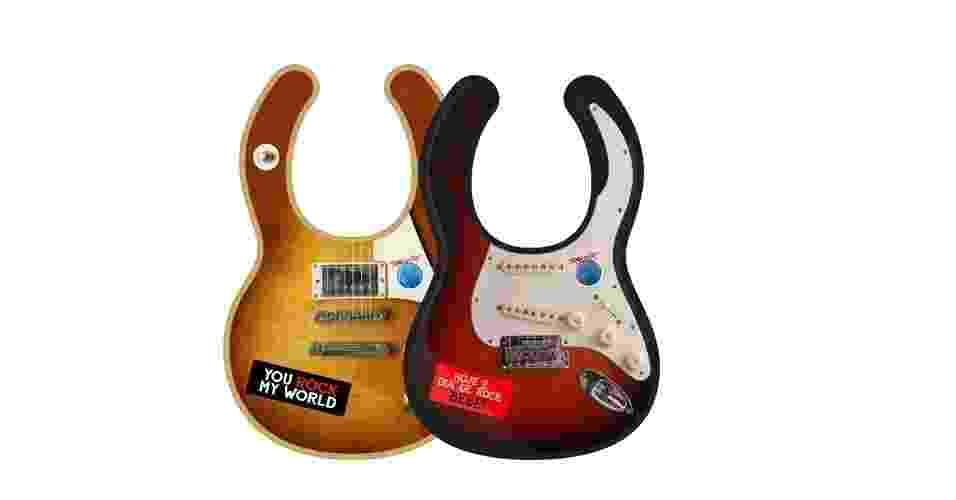 Babador de guitarra do Castelão, à venda no Submarino (www.submarino.com.br) e Americanas (www.americanas.com.br). R$ 59,90. Preço pesquisado em julho de 2015 e sujeito a alterações - Divulgação