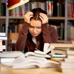 A necessidade de ser bem-sucedido faz com que o jovem fique estressado - Getty Images