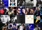 Vote nos melhores do ano na música, no Brasil e no mundo - Montagem