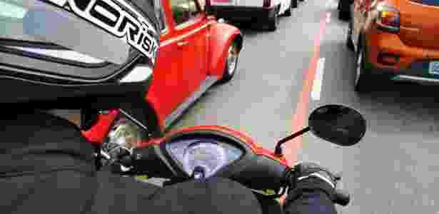 Honda Biz 110i 2016 - Mario Villaescusa/Infomoto - Mario Villaescusa/Infomoto