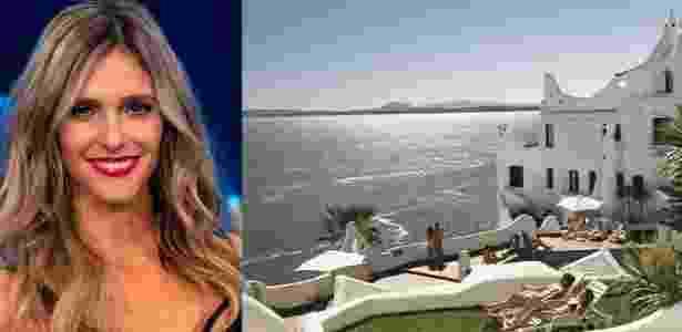 Divulgação/TV Globo e Ministério de Turismo do Uruguai/Rafael Lejtreger