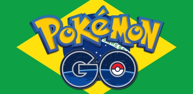 """Rumores, invasão de Twitter e informações vagas: a chegada de """"Pokémon GO"""" no Brasil continua gerando ansiedade nos jogadores - Arte/UOL Jogos"""