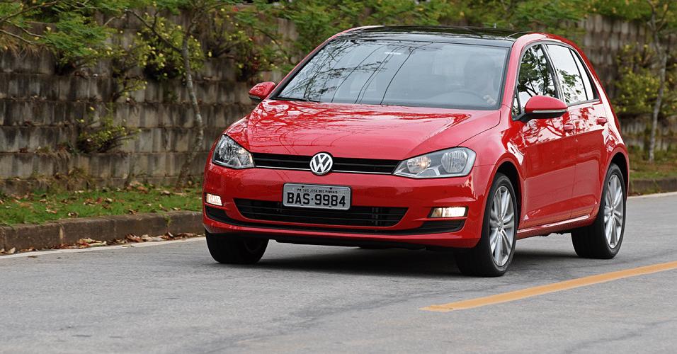 Volkswagen Golf Comfortline 1.0 TSI