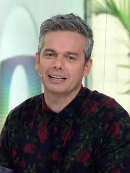 Otaviano Costa no Vídeo Show - Reprodução/Globo