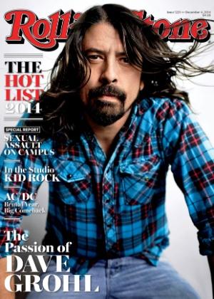 """Capa da edição """"Rolling Stone"""" que publicou informações falsas - Reprodução"""