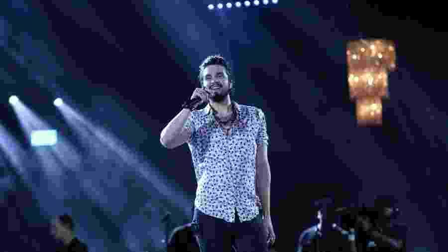 Luan Santana deve ter um programa no Multishow ainda nesta temporada - Cláudio Augusto/Brazil News