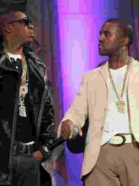 Jay Z e Kanye West - Divulgação
