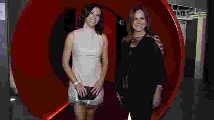 As jornalistas da Globo Ana Paula Araújo e Renata Ceribelli na festa do Porta dos Fundos - Thyago Andrade/Brazil News - Thyago Andrade/Brazil News