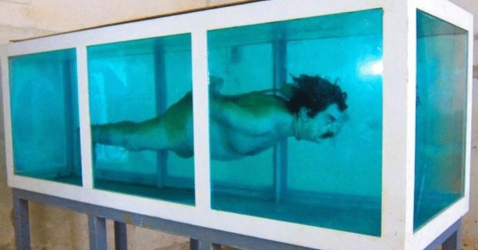"David ?erný, ""Shark"", 2005"