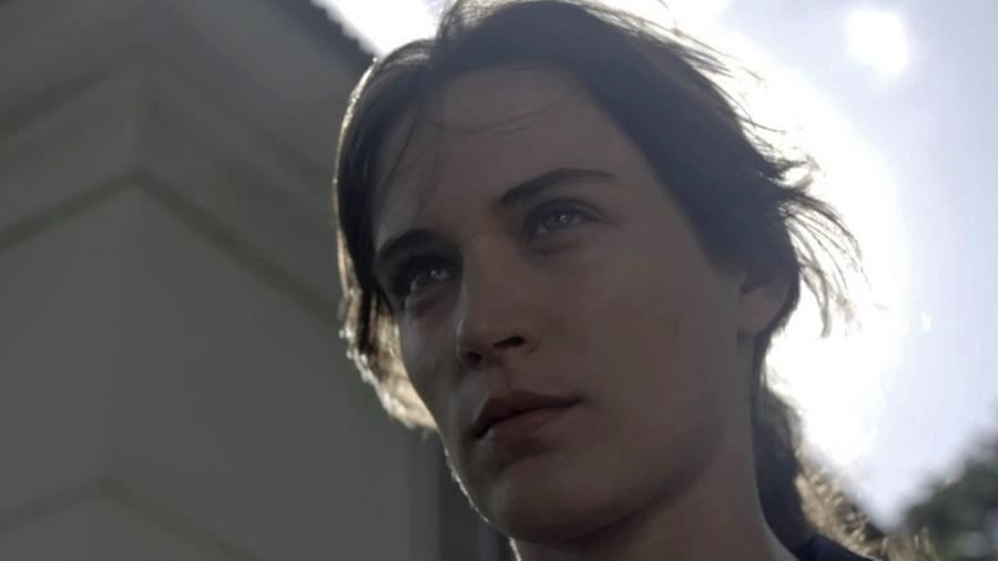 """Clara terá oportunidade de pegar os quadros de Beatriz em """"O Outro do Paraíso"""" - Reprodução/Gshow"""