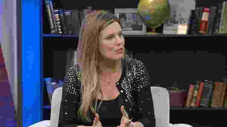 Daiana Garbin - Divulgação/Rede TV! - Divulgação/Rede TV!