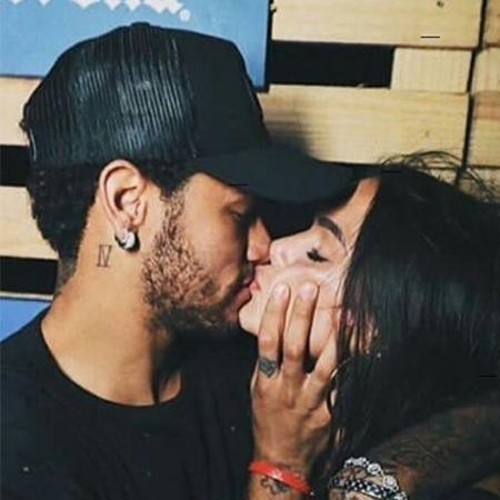 """Neymar dedicou a música """"Cor de Marte"""", de Anavitória, para Bruna Marquezine - Reprodução/Instagram"""
