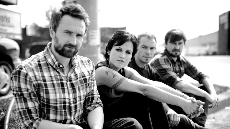 A banda The Cranberries - Reprodução