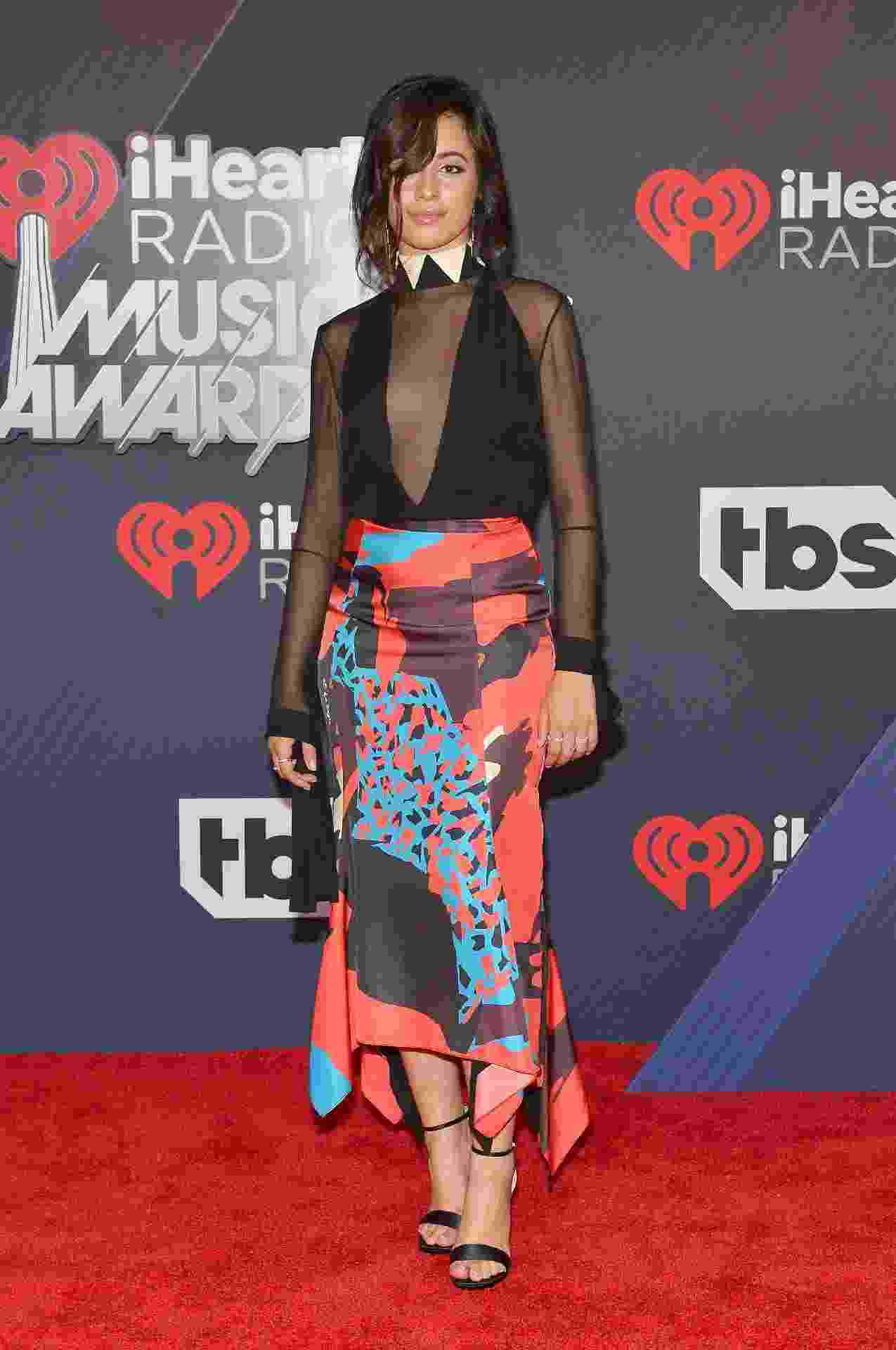 Camila Cabello - Getty Images