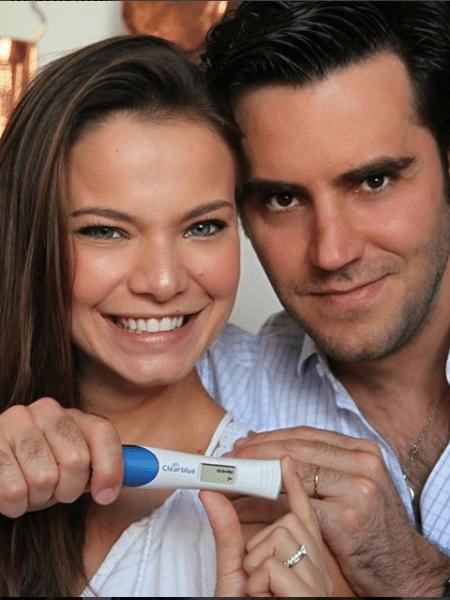 Milena Toscano anuncia que está grávida pela primeira vez - Reprodução/Instagram