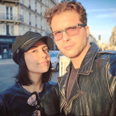 Thiago Fragoso e Mariana Vaz em Paris - Reprodução/Instagram